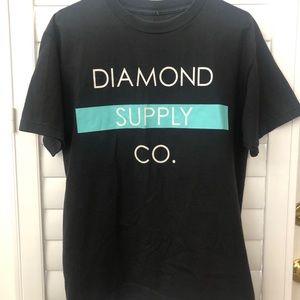 4/$25❗️diamond supply shirt